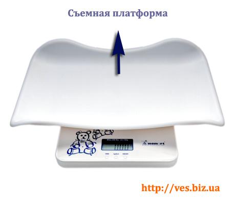 Детские Весы Momert 6425 Инструкция